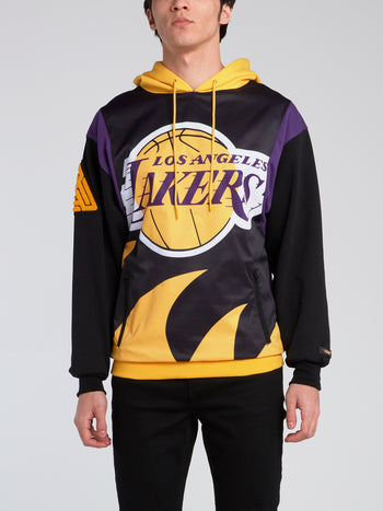 Los Angeles Lakers Drawstring Hoodie