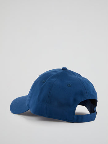 Saletto Blue Embroidered Cap