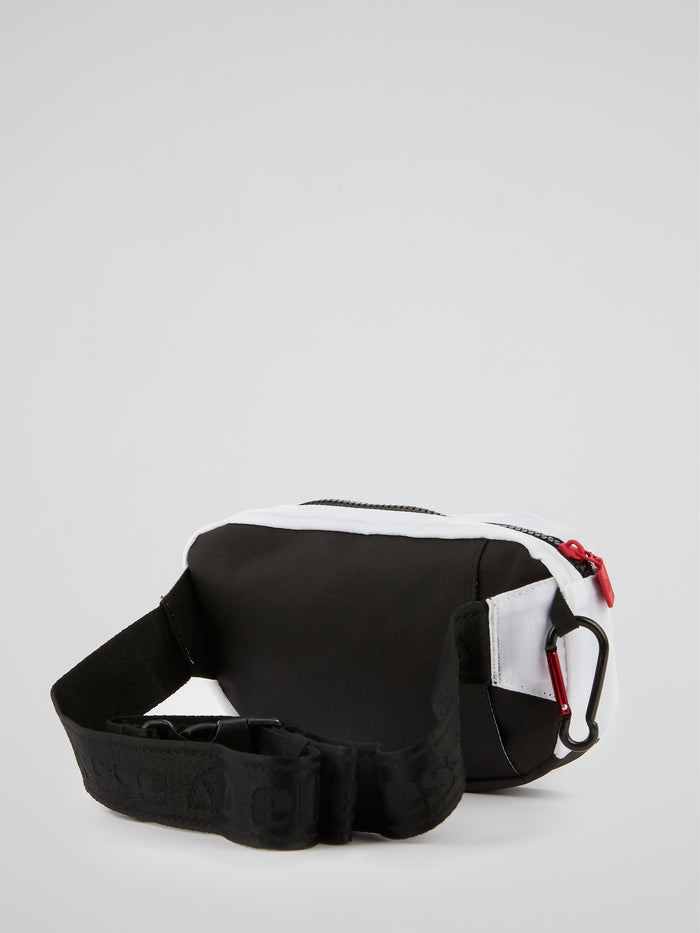 Ponte White Bum Bag