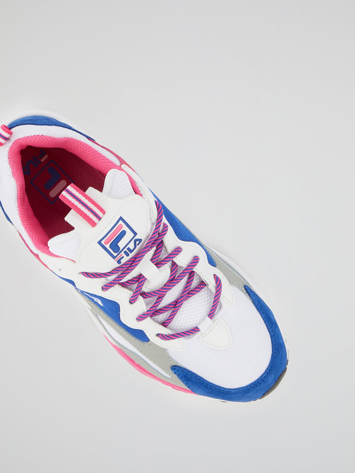 Ray Tracer Colour Block Sneakers