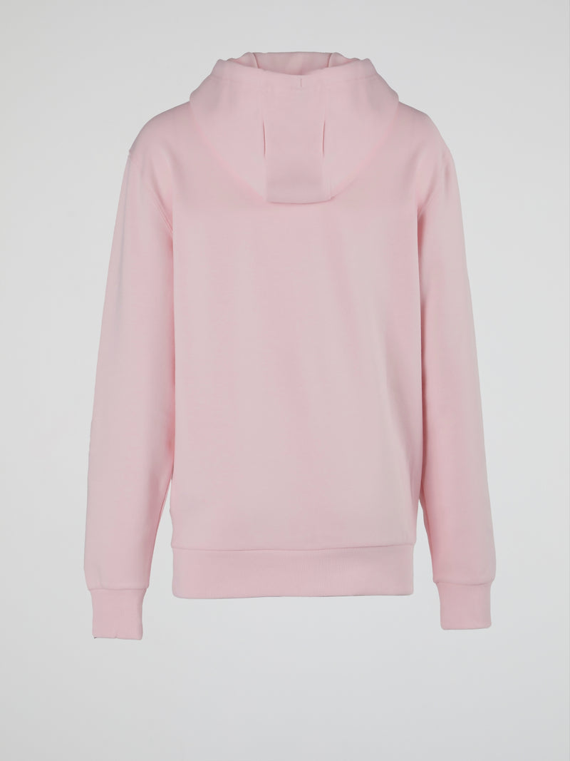 Picton OH Pink Front Pocket Hoodie
