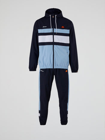 Nucci High Neck Track Jacket
