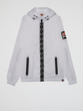 Skyfall White Logo Tape Jacket