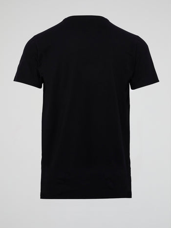 Giniti 2 Black Logo T-Shirt