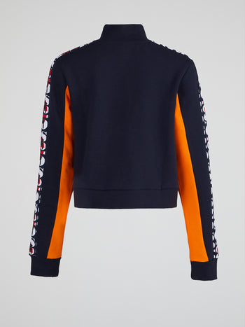 Sheldo Half Zip Track Top