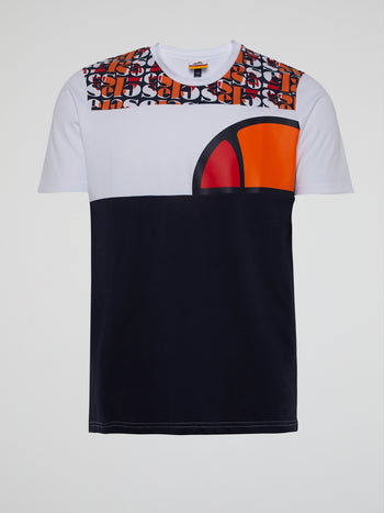 Cirillo Colour Block T-Shirt