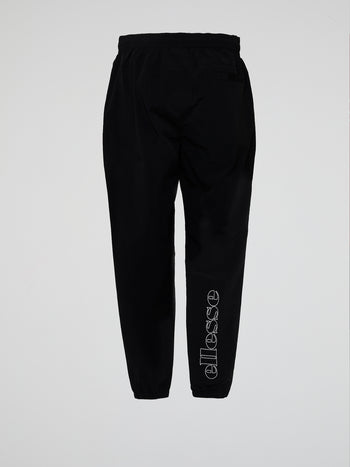 Mellas Ribbed Waistaband Track Pants