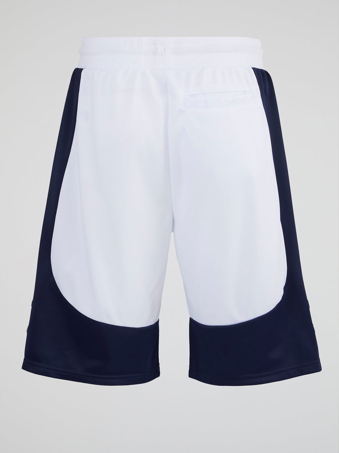 White Archive Inspired Shorts