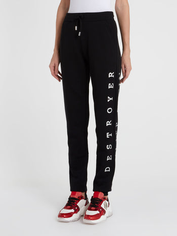Rock Band Jogging Trousers
