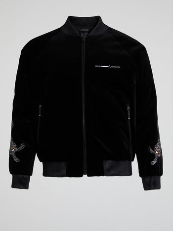 Haetae Black Reversible Jacket