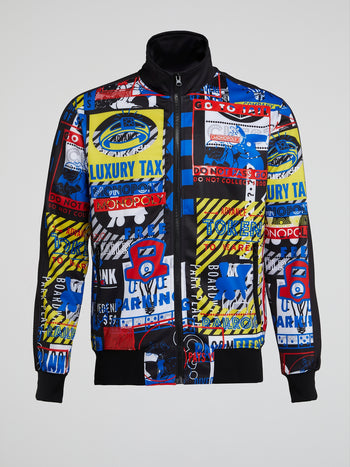 Monopoly Luxury Tax Track Jacket