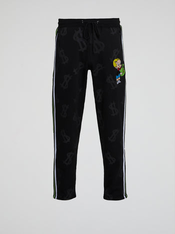 Richie Rich Side Stripe Sweatpants