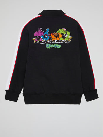 Monstars Slam Dunk Track Jacket (Kids)