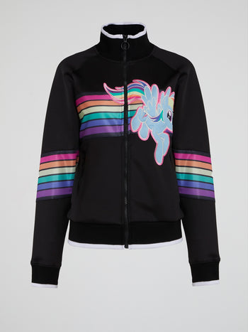 Over The Rainbow Track Jacket