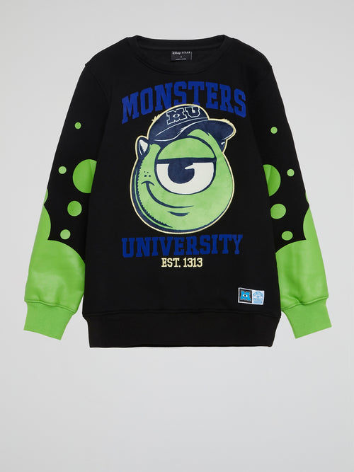 Mike Wazowski Crewneck Sweatshirt (Kids)