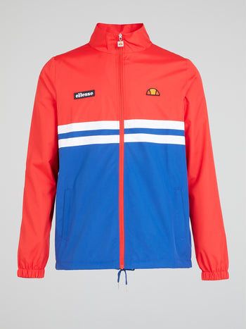 Agnello Red Track Jacket