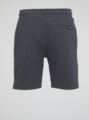 Bossini Grey Fleece Shorts