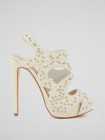 Studded Cage Pumps