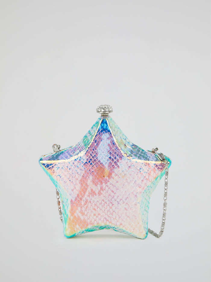 Iridescent Star Handbag