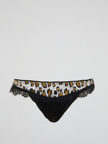 Lace Detail Knickers