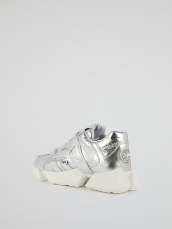 Mtrcs One Metallic Sneakers