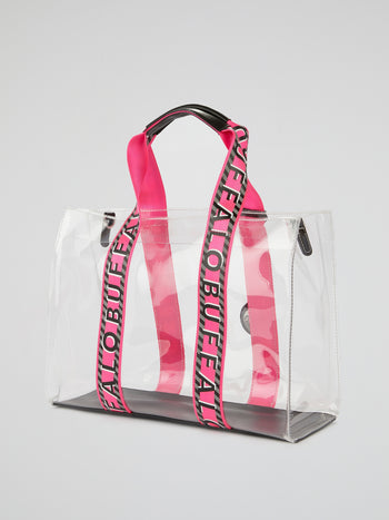 Haya Transparent Tote Bag