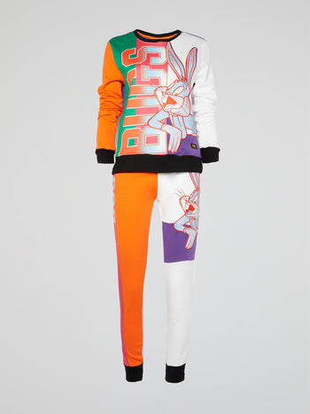 Bugs Bunny Colour Block Track Pants