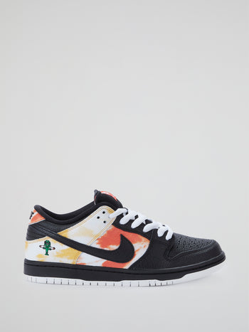 Raygun Tie-Dye Dunk Low SB Sneakers