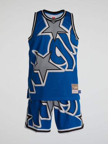 Orlando Magic Big Face Jersey