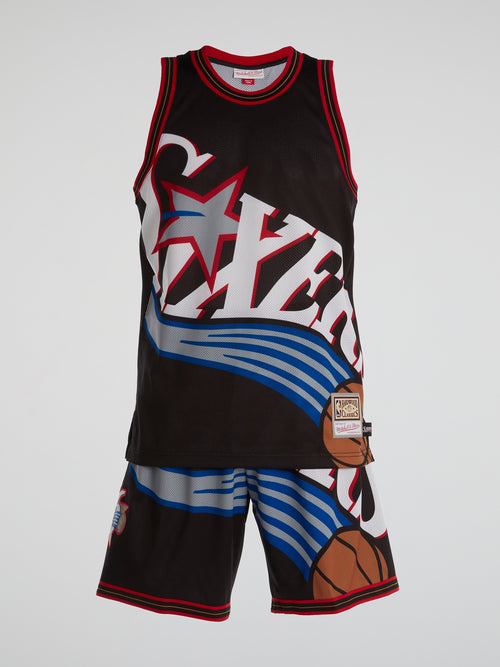 Philadelphia 76ers Big Face Jersey