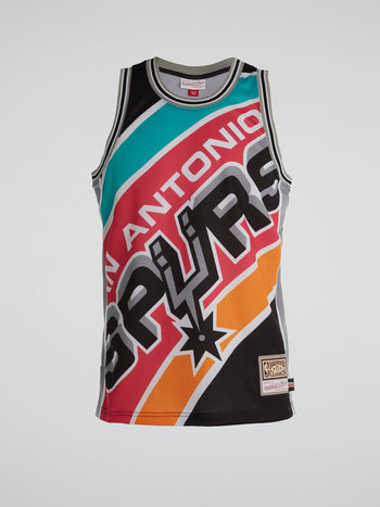 San Antonio Spurs Big Face Jersey
