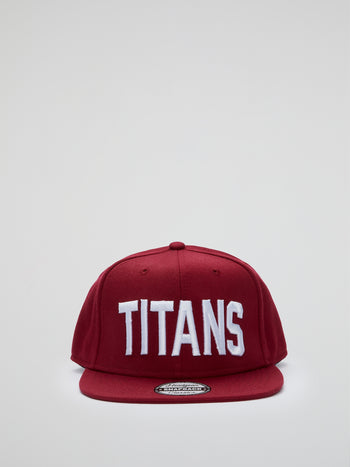 Remember The Titans Snapback Hat