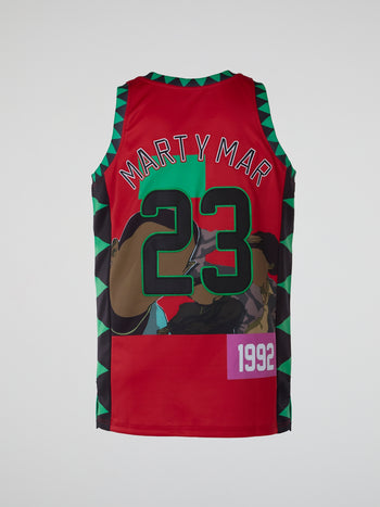Martin Ima Be Alright Basketball Jersey