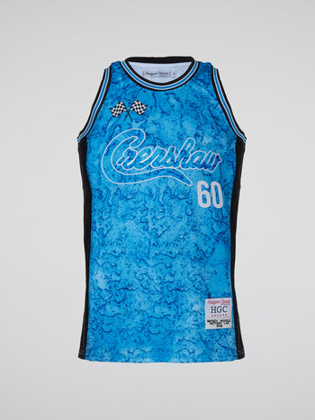 Nipsey Wall Basketball Jersey