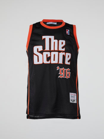 The Fugees The Score Basketball Jersey