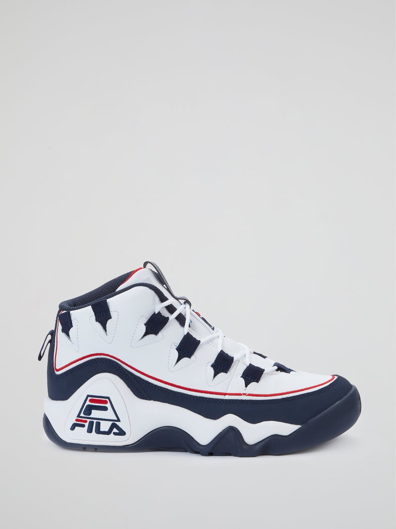 Grant Hill 1 Offset High-Top Sneakers