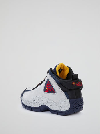 Grant Hill 2 Outdoor High-Top Sneakers