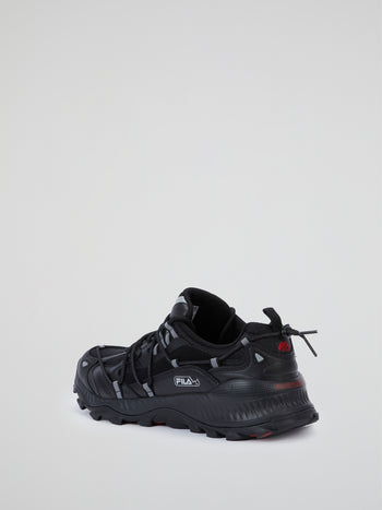 Expeditioner Serrated Sole Trainers