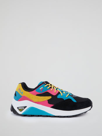 Vicinity Colour Block Trainers