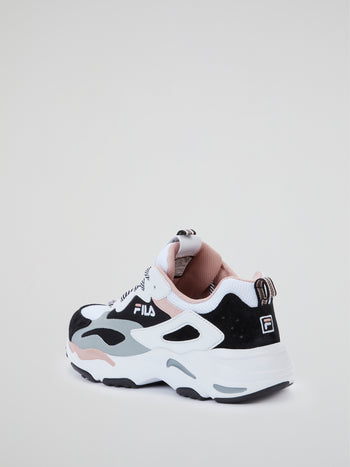 Ray Tracer Chunky Sole Sneakers