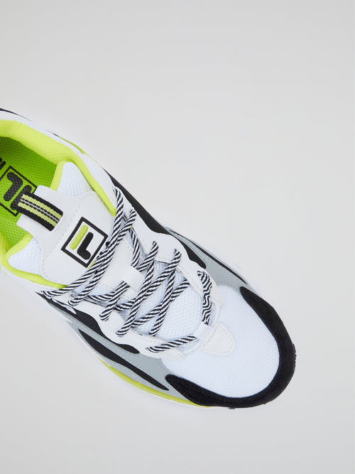 Ray Tracer Lace-Up Sneakers