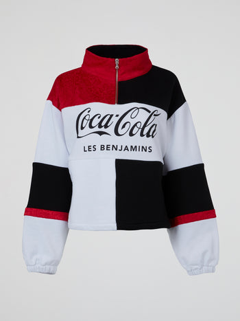 Les Benjamins x Coca-Cola Colour Block Jacket