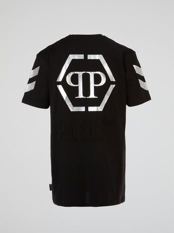 Black Rear Monogram T-Shirt