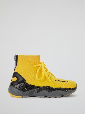 Yellow Runner Future Sneakers