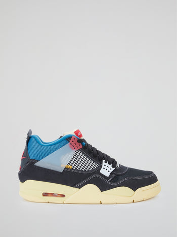 Union x Nike Air Jordan 4 Retro SP Union Sneakers