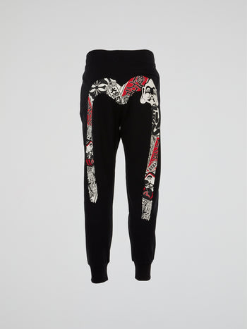 Godhead All-Over Print Daicock Sweatpants
