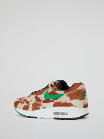 Atmos x Air Max 1 DLX Animal Pack Sneakers