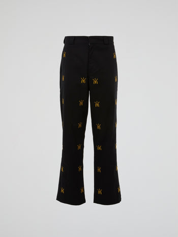Travis Scott x McDonald's Cactus Arches All-Over Work Pants
