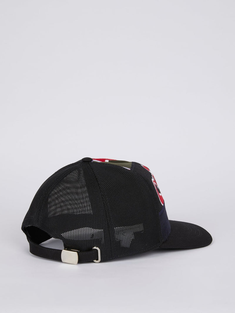 Perforated Logo Hat