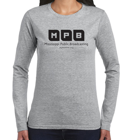 MPB Ladies Long Sleeve T-Shirt